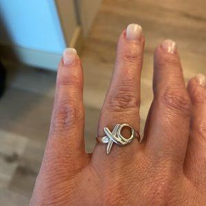 Tiffany & Co. Jewelry - Tiffany & Co. Paloma Picasso XO Ring Size 5.5